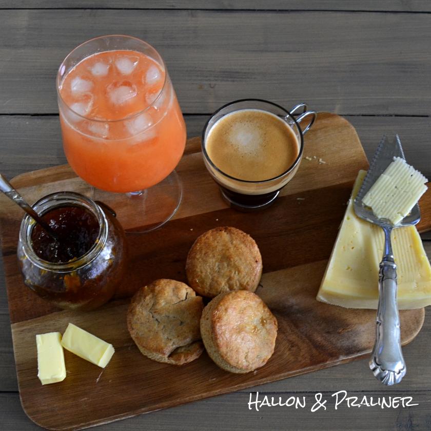 Älska helgfrukost