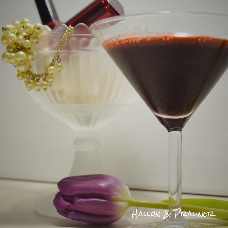 coctail Blueberry daiquiri