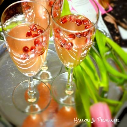 coctail Mousserande drink