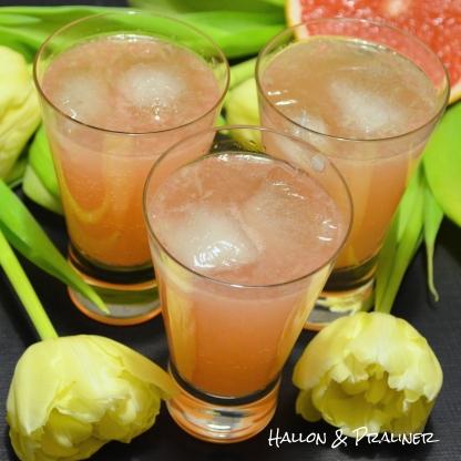 coctail Tequiladrink med blodgrape