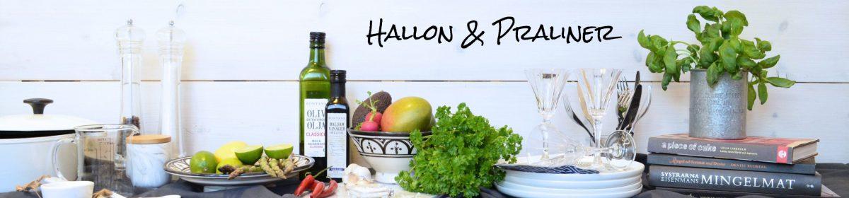 Hallon & Praliner